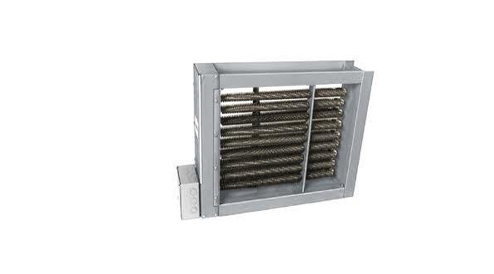 Industrial Duct Heaters : Duct heater industrial furnace and controls