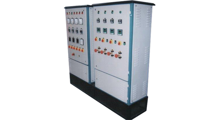 Industrial Instrument Panel : Instrumentation control panels industrial furnace and