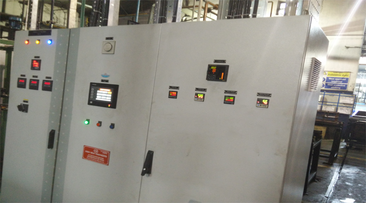 Industrial Furnace And Controls